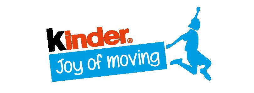 Kinder Joy of Moving